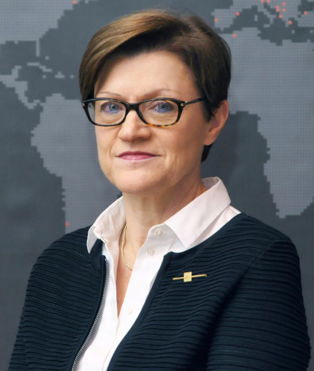 Barbara Ahlers prezes Roto Frank Okucia Budowlane