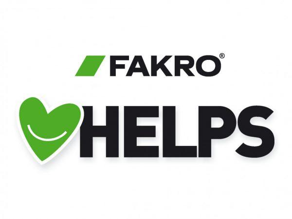 Fakro Helps