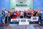 KRISHOME oficjalnym sponsorem KRISHOME Squash Festival