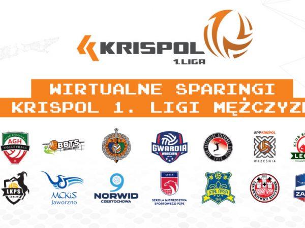 Kluby KRISPOL 1. Ligi zostają w domu