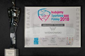 WIŚNIOWSKI Budowniczy Polskiego Sportu