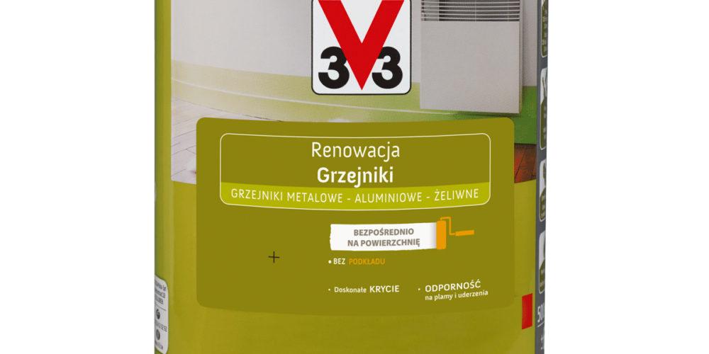 Renowacja Grzejniki V33