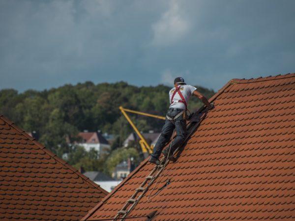 Wykonanie dachu