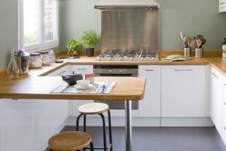 fot. V33 odnowione blaty kuchenne